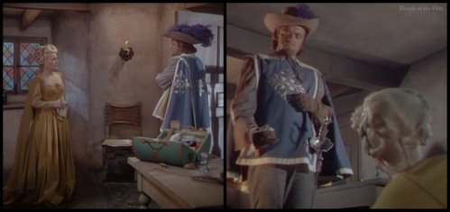 The Three Musketeers: Van Heflin and Lana Turner