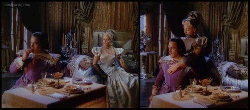 The Three Musketeers: Gene Kelly and Lana Turner