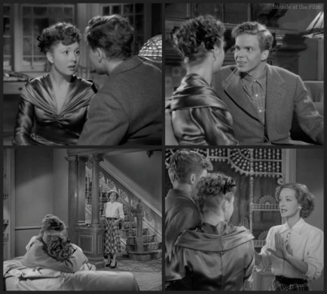 June Bride: Betty Lynn, Bette Davis, and Raymond Roe