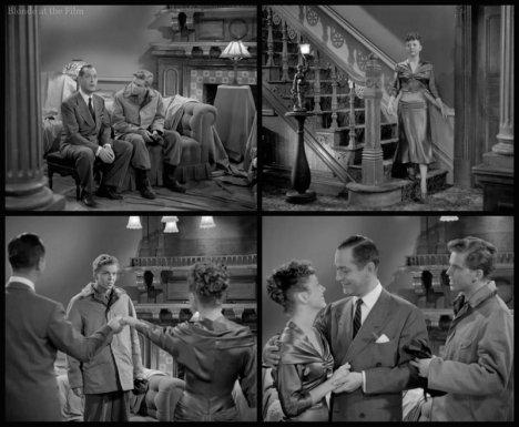 June Bride: Betty Lynn, Robert Montgomery, and Raymond Roe