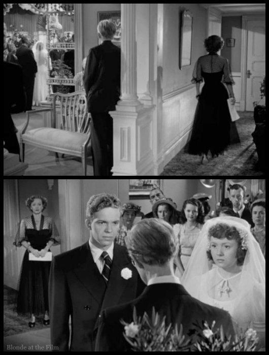 June Bride: Bette Davis, Raymond Roe, and Betty Lynn