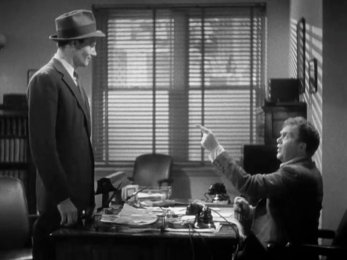 Adventure in Manhattan: Joel McCrea and Thomas Mitchell