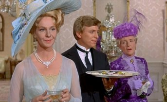 The Happiest Millionaire: Gladys Cooper, Tommy Steele, and Geraldine Page