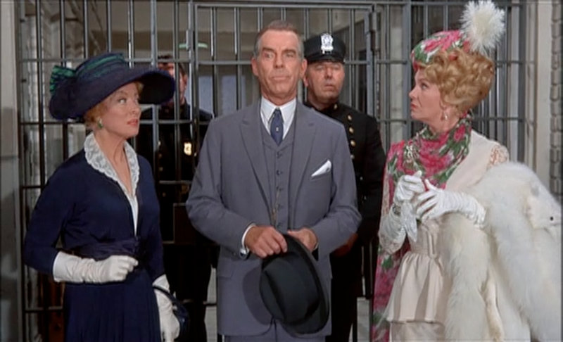 The Happiest Millionaire: Fred MacMurray, Geraldine Page, and Greer Garson