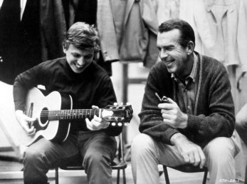 The Happiest Millionaire: Fred MacMurray and Tommy Steele