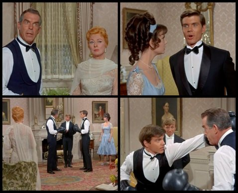 The Happiest Millionaire: Fred MacMurray, Lesley Ann Warren, John Davidson, and Greer Garson