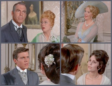 The Happiest Millionaire: Lesley Ann Warren, Fred MacMurray, Greer Garson, John Davidson, and Geraldine Page