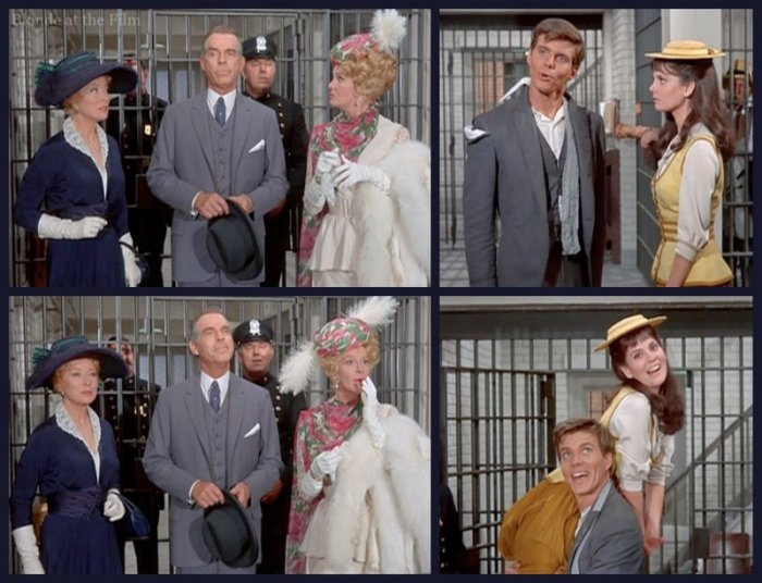 The Happiest Millionaire: Lesley Ann Warren, Fred MacMurray, Greer Garson, John Davidson, and Geraldine Page