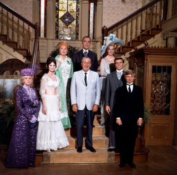 The Happiest Millionaire: Walt Disney and the cast