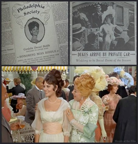 The Happiest Millionaire: Lesley Ann Warren and Greer Garson