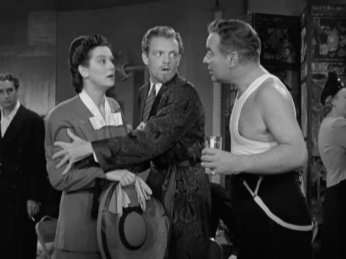 The Feminine Touch: Rosalind Russell and Van Heflin