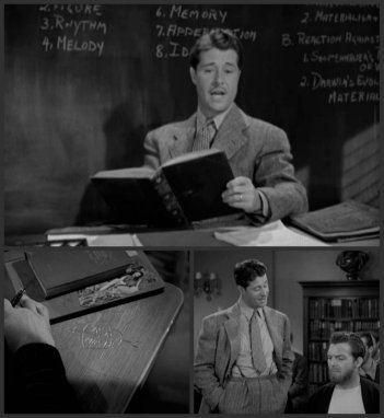 The Feminine Touch: Don Ameche