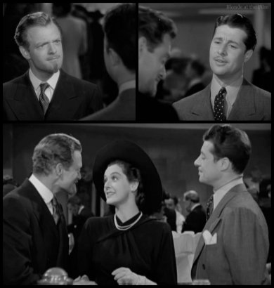 The Feminine Touch: Rosalind Russell, Van Heflin, and Don Ameche