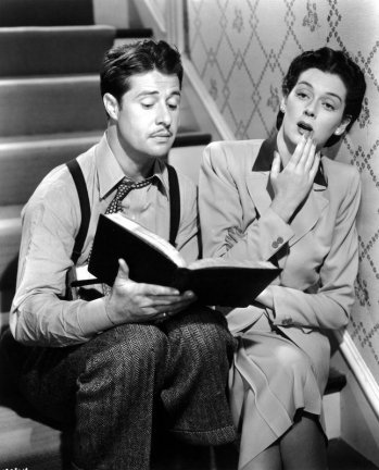 The Feminine Touch: Rosalind Russell and Don Ameche