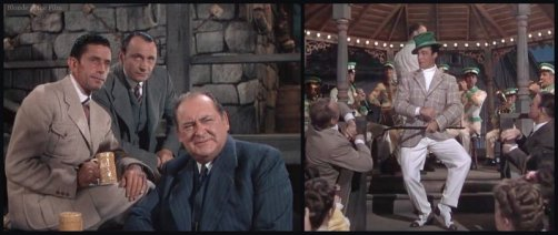 Take Me Out to the Ball Game: Edward Arnold and Gene Kelly