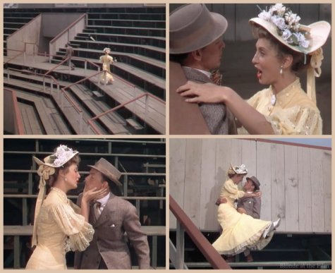 Take Me Out to the Ball Game: Betty Garrett and Frank Sinatra