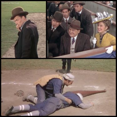 Take Me Out to the Ball Game: Frank Sinatra, Betty Garrett, Jules Munshin, and Gene Kelly