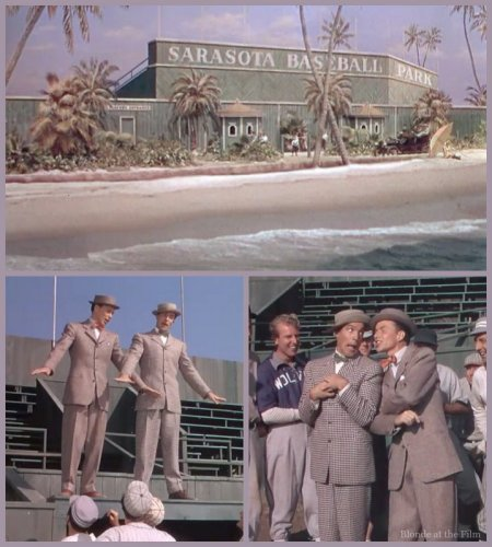Take Me Out to the Ball Game: Frank Sinatra and Gene Kelly
