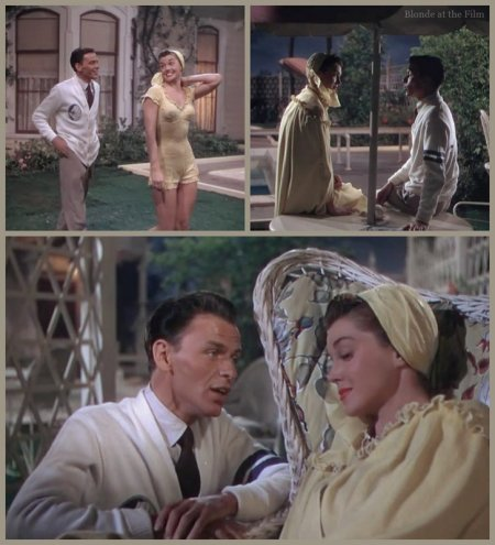Take Me Out to the Ball Game: Esther Williams and Frank Sinatra