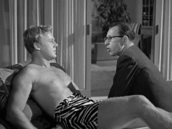 The Bride Goes Wild: Van Johnson and Hume Cronyn