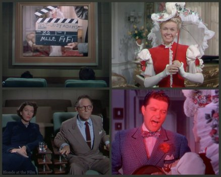 It's A Great Feeling: Doris Day, Bill Goodwin, and Dennis Morgan