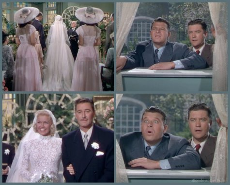 It's A Great Feeling: Doris Day, Jack Carson, Errol Flynn, and Dennis Morgan