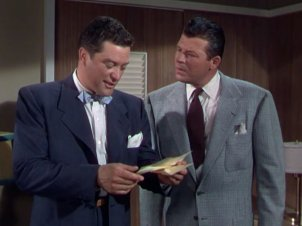 It's A Great Feeling: Jack Carson and Dennis Morgan