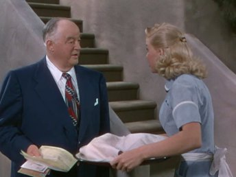 It's A Great Feeling: Doris Day and Sydney Greenstreet
