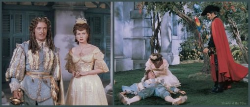 The Black Swan: Tyrone Power, Edward Ashley, and Maureen O'Hara