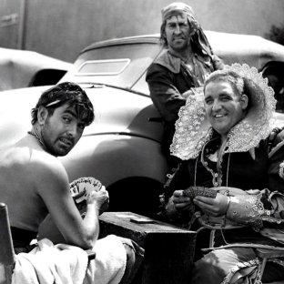 The Black Swan: Tyrone Power and Laird Cregar