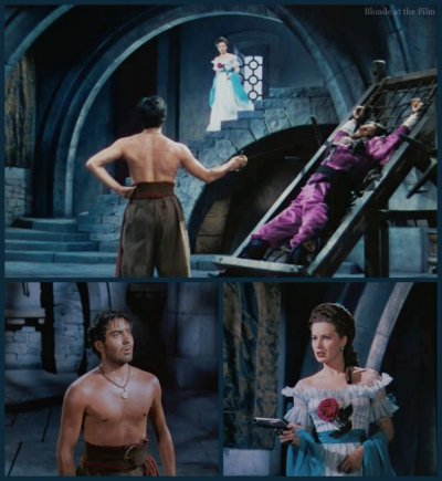 The Black Swan: The Black Swan: Tyrone Power, Fortunio Bonanova, and Maureen O'Hara