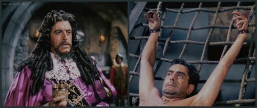 The Black Swan: Tyrone Power and Fortunio Bonanova