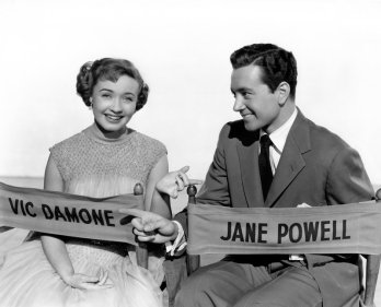 Rich, Young and Pretty: Jane Powell and Vic Damone