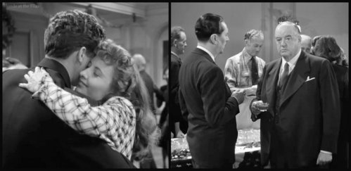 Christmas in Connecticut: Barbara Stanwyck, Dennis Morgan, and Sydney Greenstreet