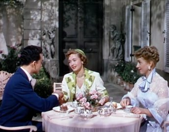 Rich, Young and Pretty: Jane Powell, Vic Damone, and Danielle Darrieux