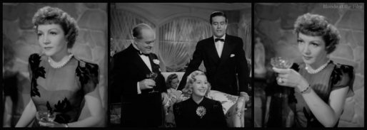 Skylark: Claudette Colbert, Ray Milland, and Binnie Barnes