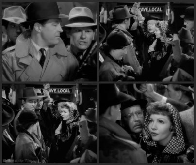 Skylark: Claudette Colbert and Ray Milland