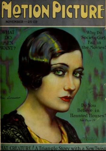 Motion Picture Magazine November 1926 via: http://archive.org/stream/motionpicturemag32brew#page/n381/mode/2up