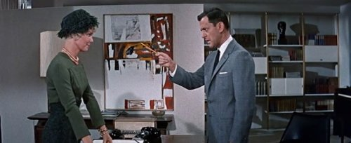 Pillow Talk: Tony Randall and Doris Day