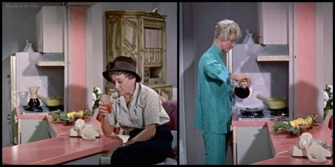 Pillow Talk: Thelma Ritter and Doris Day