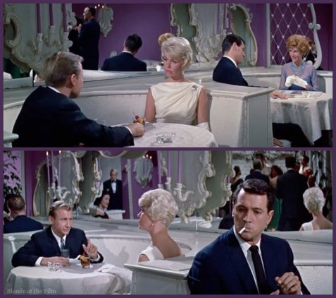 Pillow Talk: Doris Day and Rock Hudson