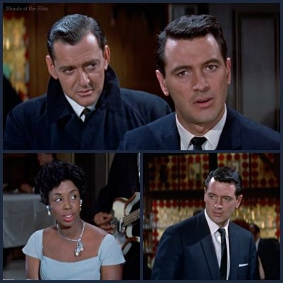Pillow Talk: Perry Blackwell, Tony Randall, and Rock Hudson