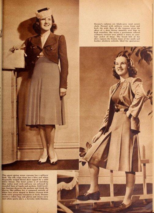 Silver Screen: Deanna Durbin for It's a Date (1940)