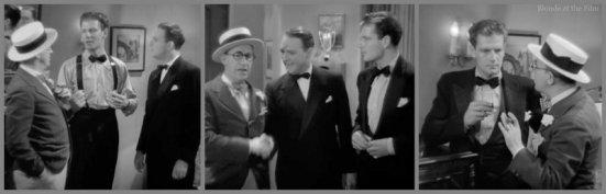 The Sport Parade: William Gargan, Walter Catlett, and Joel McCrea