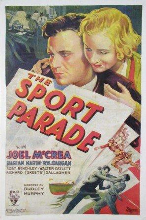 The Sport Parade: Joel McCrea and Marian Marsh