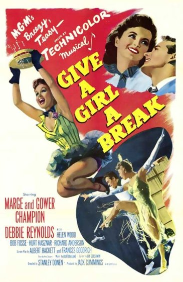 Give a Girl a Break: Debbie Reynolds and Marge and Gower Champion