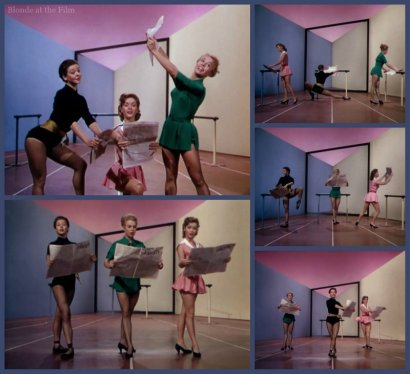 Give a Girl a Break: Debbie Reynolds, Helen Wood, and Marge Champion