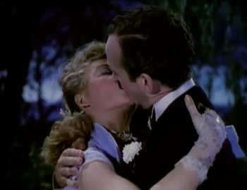 Happy Go Lovely: Vera-Ellen & David Niven