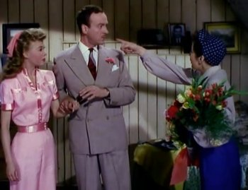 Happy Go Lovely: Vera-Ellen, David Niven & Diane Hart