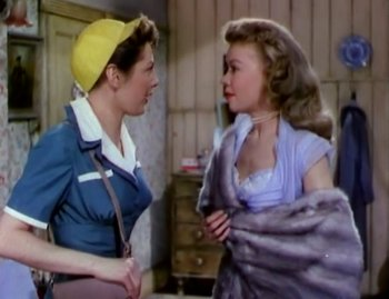 Happy Go Lovely: Vera-Ellen & Diane Hart